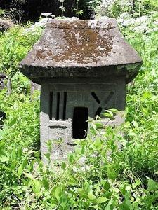 飯塚大学の石堂 (1)