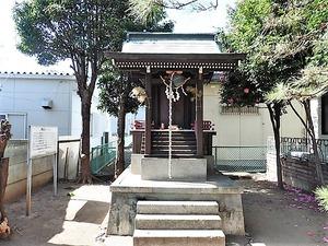 野馬塚神明宮 (3)
