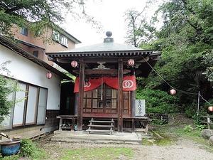 磯部温泉・薬師堂 (1)