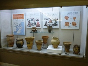 大泉文化むら・埋蔵文化展示室 (3)
