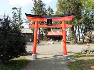 高瀬神社 (2)