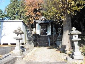鹿田赤城神社 (3)