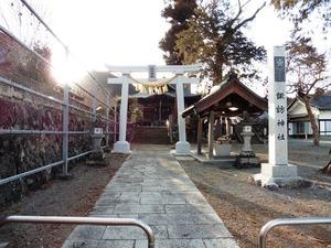 下仁田諏訪神社 (1)