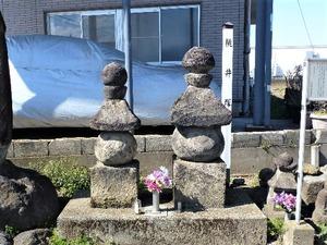桃井直常の墓