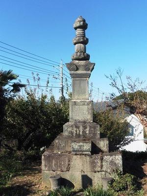 前田家御宝塔 (2)