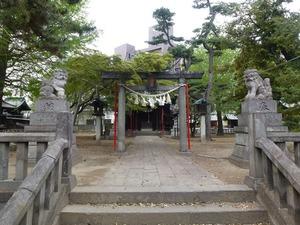 前橋・神明宮 (2)