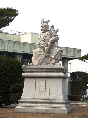 新田義貞像 (1)