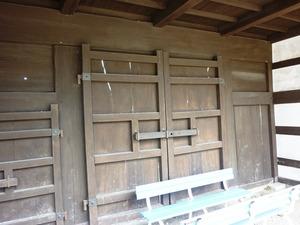 吉井藩陣屋の表門 (3)