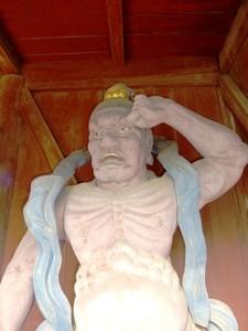 仁王像 (2)
