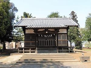 吉田長良神社 (3)
