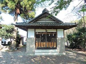 浄法寺日枝神社 (2)