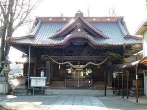 伊勢崎神社 (2)