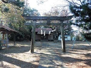 東大室神社 (2)