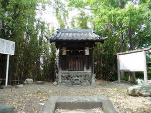 胴塚稲荷神社 (2)