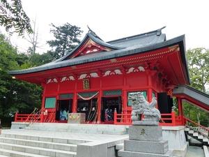 赤城山・赤城神社 (3)