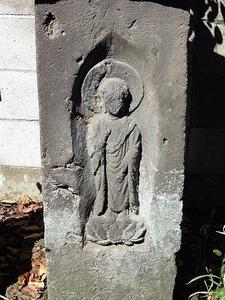 安養寺跡の笠塔婆 (3)