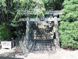 下南室赤城神社 (3)