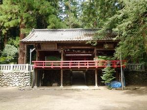 郷原日枝神社 (4)