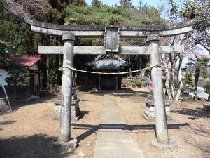卜神諏訪神社 (2)