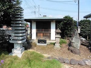 小島田の供養碑 (1)