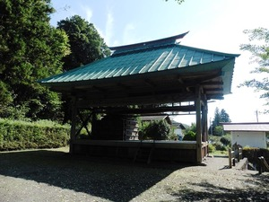 上発地知の歌舞伎舞台 (4)