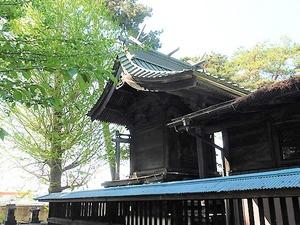 萩原八幡宮 (5)