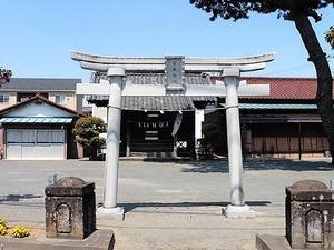 箱田菅原神社 (1)