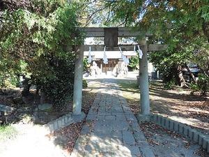 半田早尾神社 (2)