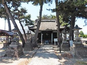 下石倉菅原神社 (4)