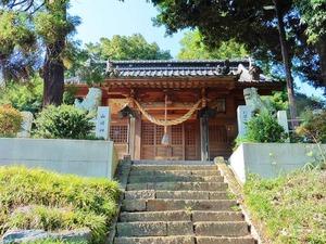 山崎神社 (4)