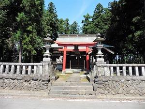 中野谷神社 (1)