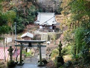 木曽三社神社 (3)
