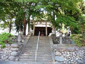 安中愛宕神社 (1)