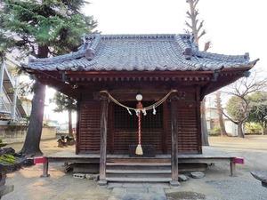 戸谷塚諏訪神社 (2)