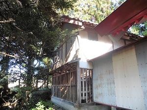 鼻毛石八幡神社 (7)