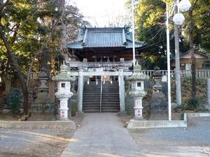 雷電神社古墳 (2)