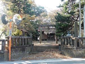 東大室神社 (1)