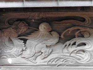 戸谷塚諏訪神社 (4)