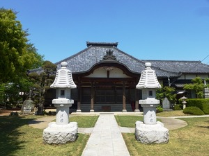 明和町・安楽寺 (2)