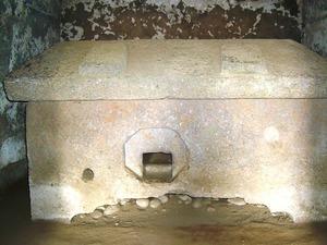 宝塔山古墳石室 (2)