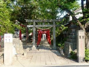 於菊稲荷神社 (1)