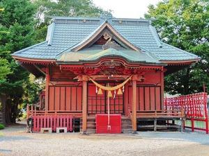 柴町八幡神社 (2)