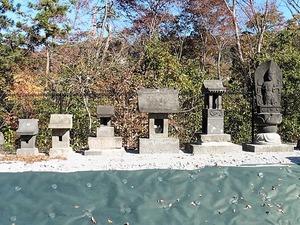 上白井厳島神社 (3)
