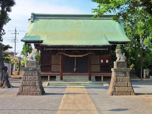 新井八幡宮 (2)
