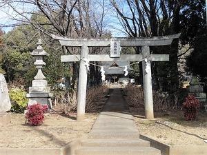 長柄神社 (1)