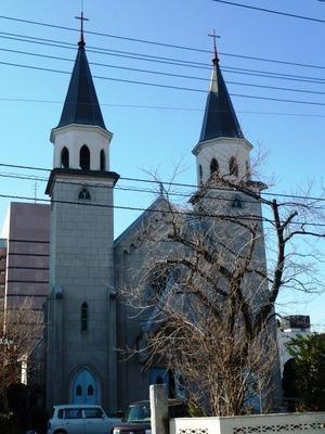 前橋カトリック教会 (2)