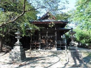 上青梨子淡島神社 (2)