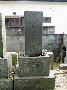 金井萬戸の墓