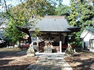 津久田赤城神社 (2)