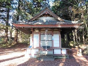 萩生浅間神社 (4)
